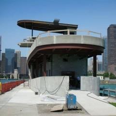 Chicago River Lock HouseI 2006