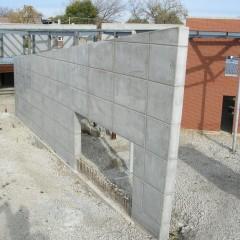 Keller Arch. Wall II
