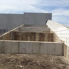 ramp wall